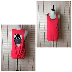 Champion Tank With Attached Sports Bra M